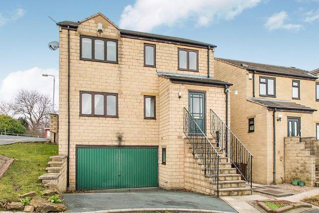 Thumbnail Detached house for sale in Marbridge Court, Bradford, West Yorkshire