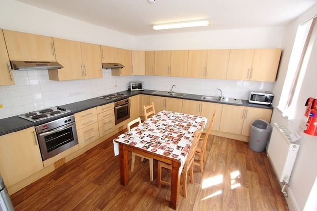 Thumbnail Property to rent in Queen Anne Terrace, Plymouth