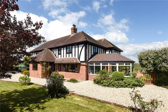 Thumbnail Detached house for sale in Knights In The Bottom, Chickerell, Weymouth