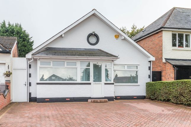 Thumbnail Detached bungalow for sale in Streetsbrook Road, Shirley, Solihull