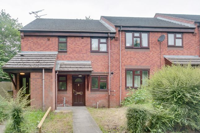 Thumbnail Flat for sale in Underhill Close, Oakenshaw, Redditch