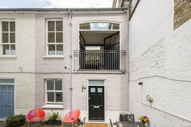 Thumbnail Terraced house for sale in Imperial Mews, London