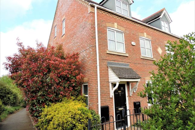 Thumbnail Semi-detached house for sale in School Lane, Higham Ferrers, Rushden