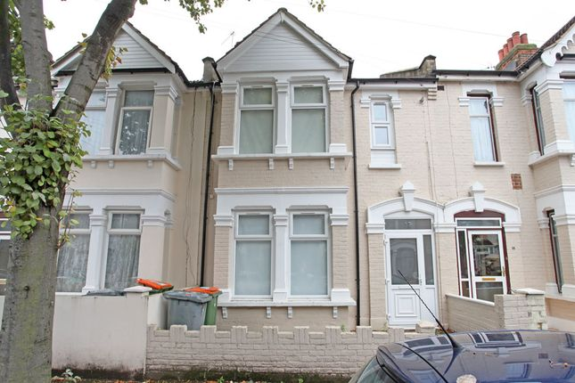 Thumbnail Terraced house to rent in Lydeard Road, East Ham