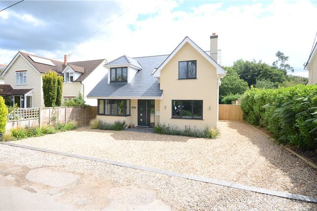 Thumbnail Detached house for sale in Chalkhouse Green, Reading, Berkshire