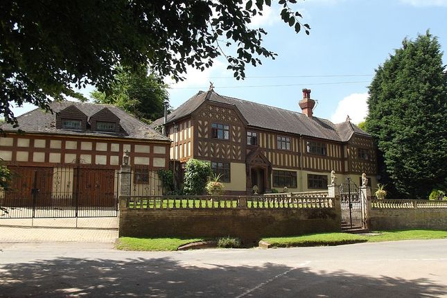 Thumbnail Detached house for sale in Old House Lane, Corley, Coventry, Warwickshire