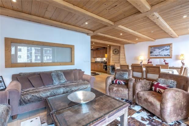 Picture No. 05 of Grand Cocor Apartment, Val D'isere, France