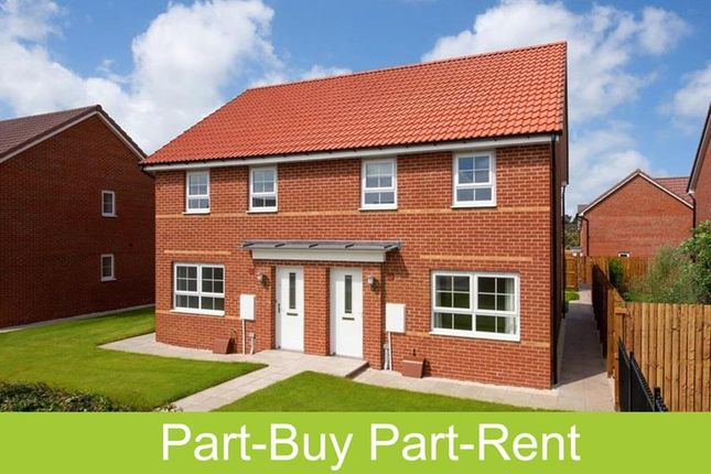 "3 bedroom end terrace house for sale in ""Maidstone"" at Coulson Street, Spennymoor"