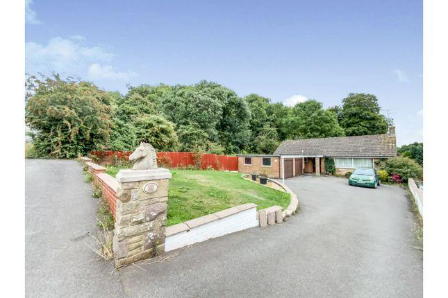 Thumbnail Detached bungalow for sale in Reservoir Road, Burton-On-Trent
