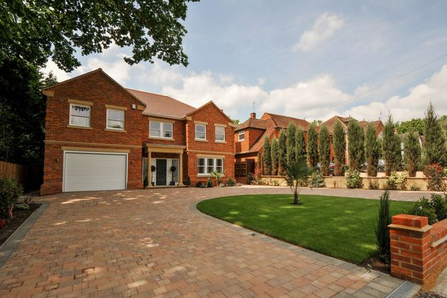 Thumbnail Detached house for sale in Lowswood Close, Northwood