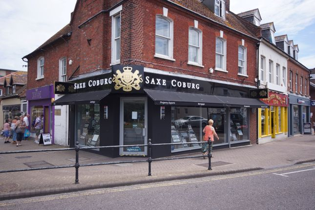 Thumbnail Retail premises to let in 4-6 High Street, Christchurch, Dorset