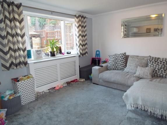 Lounge of Edleston Grove, Wilmslow, Cheshire, . SK9