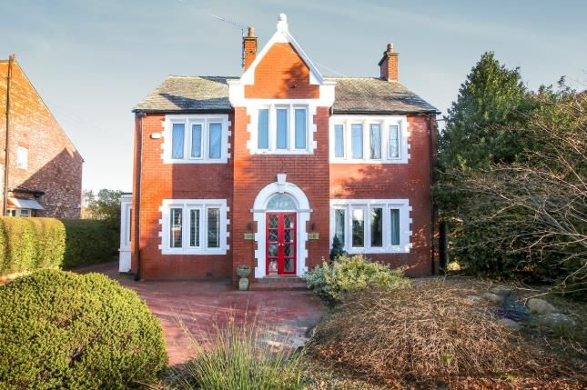 Thumbnail Detached house for sale in Dialstone Lane, Offerton, Stockport, Cheshire
