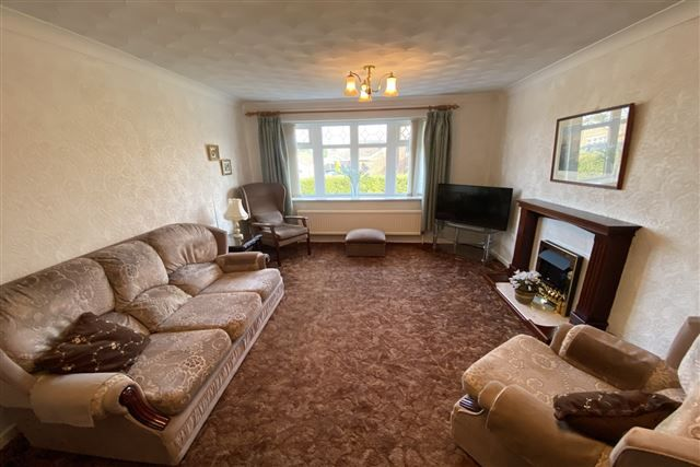 Living Room of Nathan Grove, Waterthorpe, Sheffield S20