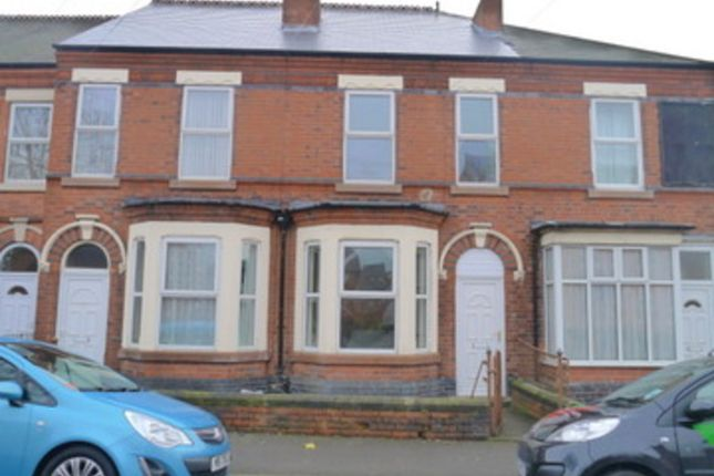 Thumbnail Terraced house to rent in Station Road, Long Eaton, Nottingham