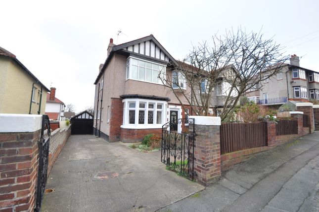 4 bed semi-detached house for sale in Wirral Mount, Wallasey