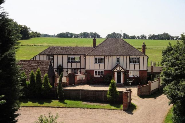Thumbnail Detached house for sale in Carters Hill, Arborfield