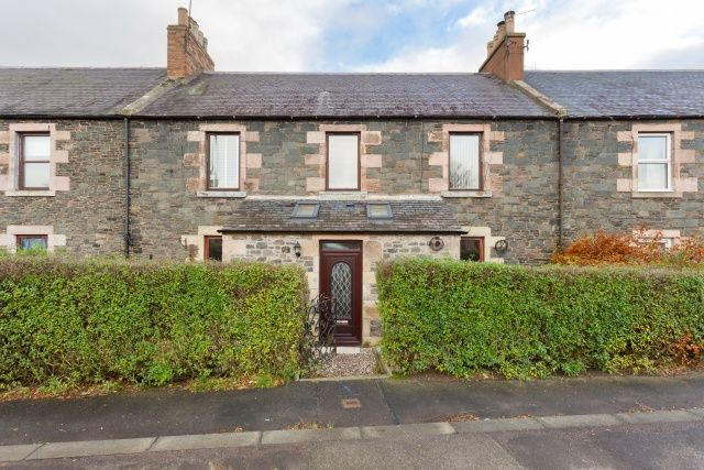 Thumbnail Flat for sale in Arnot Place, Earlston, Borders