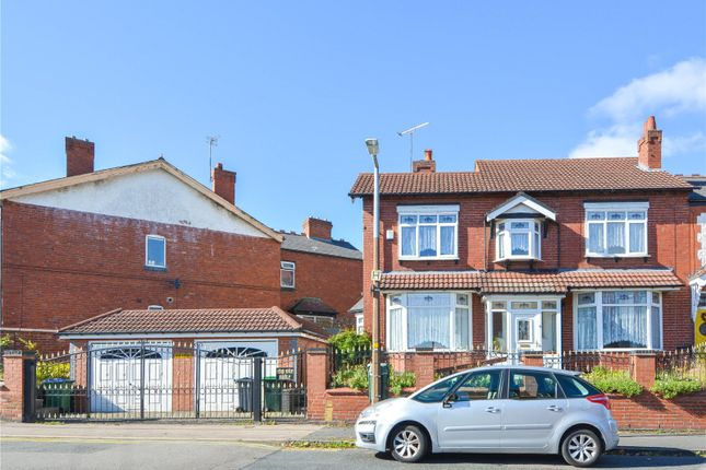 Thumbnail End terrace house for sale in Rathbone Road, Bearwood