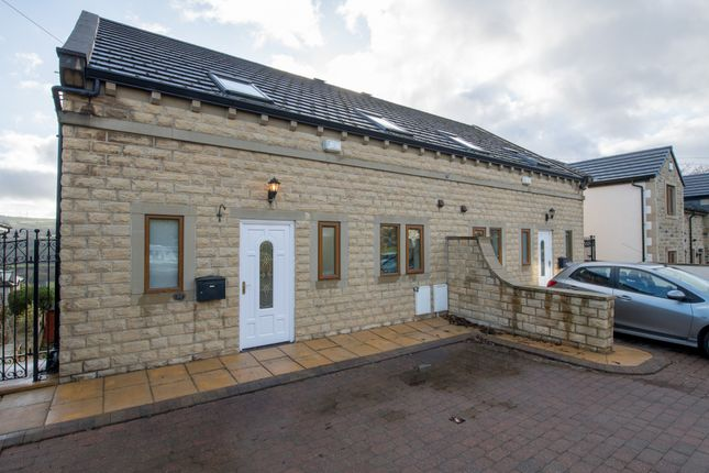 Thumbnail Semi-detached house for sale in Carr Lane, Keighley, West Yorkshire