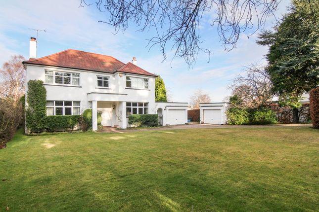 Thumbnail Detached house for sale in 20 Munro Drive, Colinton, Edinburgh