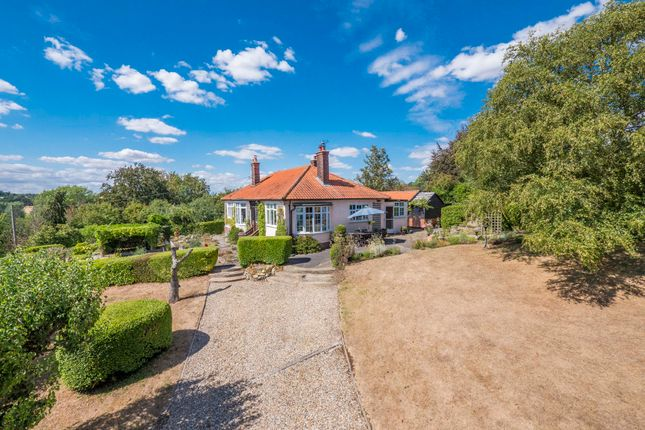 Thumbnail Detached bungalow for sale in Bures, Sudbury, Suffolk