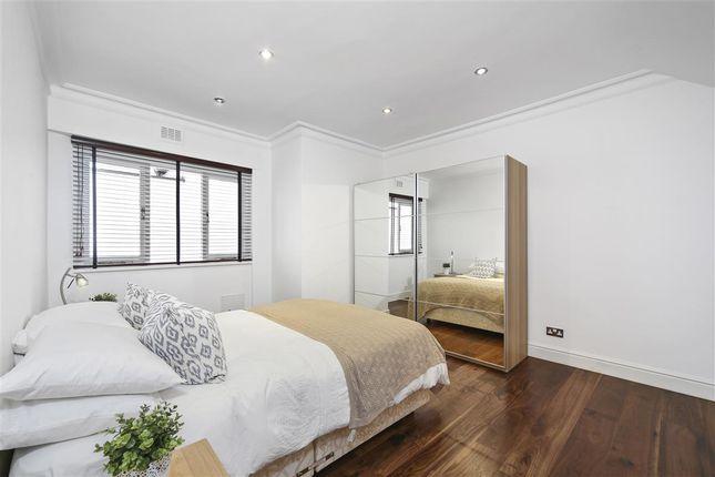 Master Bedroom of Elvaston Place, London SW7