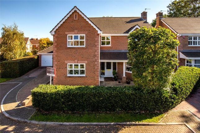 Thumbnail Detached house for sale in Scantleberry Close, Downend, Bristol