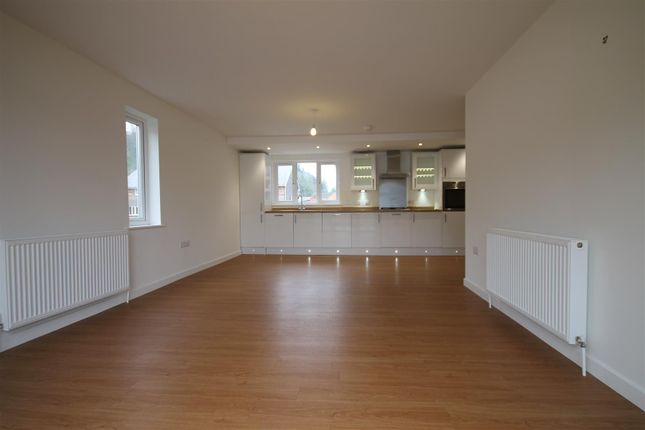 Thumbnail Flat to rent in The Nurseries, Lewes