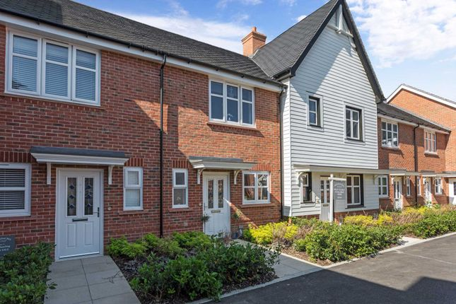 Thumbnail Terraced house for sale in Huntley Mews, Southwater, Horsham
