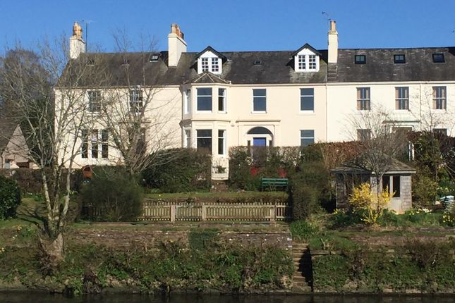 Thumbnail Town house for sale in Albany Place, Dumfries