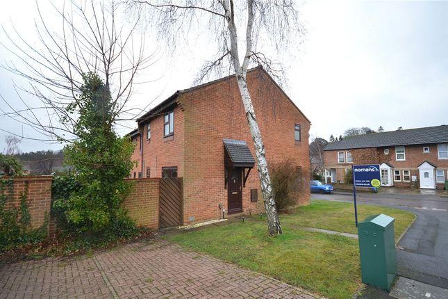 Thumbnail Terraced house for sale in Slaidburn Green, Bracknell, Berkshire