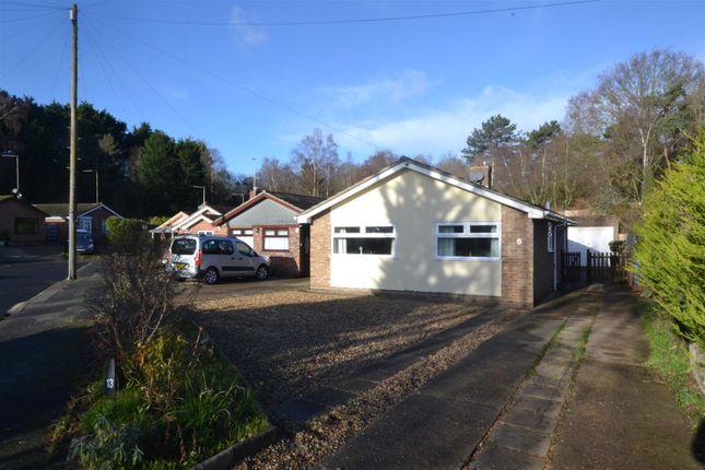 Thumbnail Detached bungalow for sale in Sandholme Close, Norwich