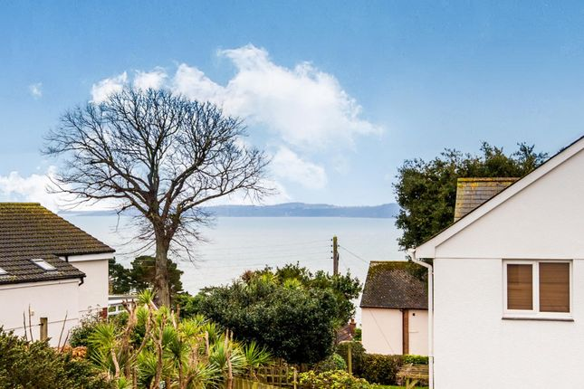 Thumbnail Detached house for sale in Windward Rise, Holcombe, Devon
