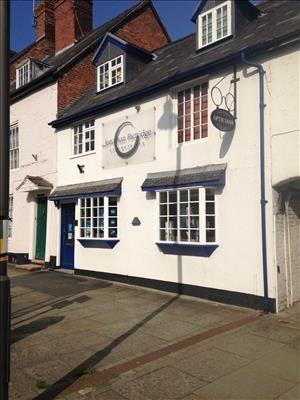 Thumbnail Retail premises for sale in 24/25, High Street, Welshpool