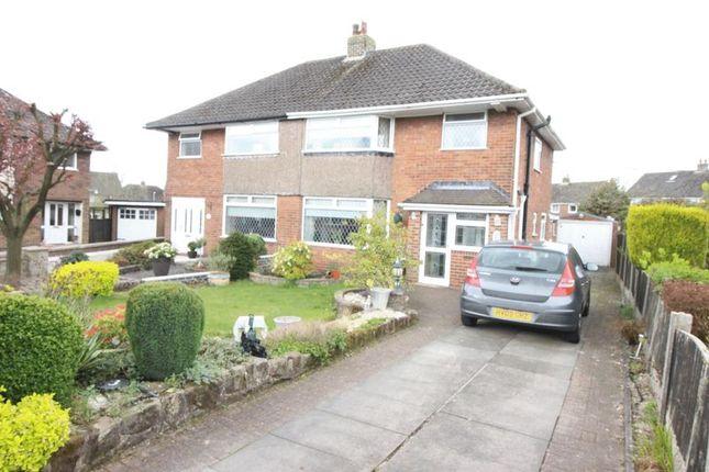 Thumbnail Semi-detached house for sale in Hewitt Crescent, Werrington