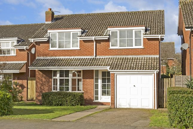 Thumbnail Detached house to rent in Odingsell Drive, Long Itchington, Southam