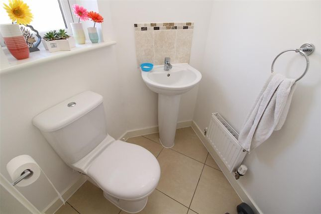 Cloakroom of Jackdaw Drive, Stanway, Colchester CO3