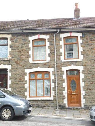 Thumbnail Terraced house for sale in Miles Street, Maerdy