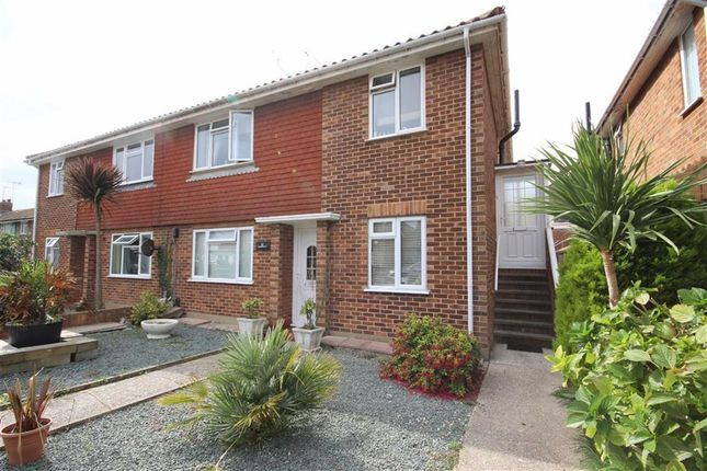 Thumbnail Flat for sale in Chesham Close, Goring By Sea, West Sussex