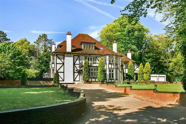 Thumbnail Detached house for sale in Furze Hill, Webb Estate, West Purley, Surrey