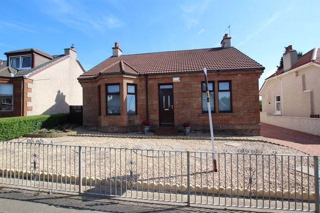 Thumbnail Detached bungalow for sale in Jerviston Road, Motherwell