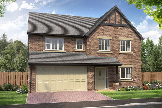 """5 bed detached house for sale in """"Milford"""" at West End Lane, Ulverston LA12"""