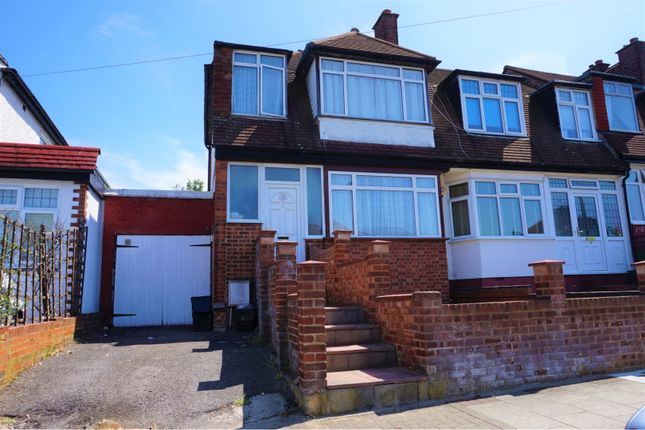 Thumbnail End terrace house for sale in Hillcrest Road, Bromley