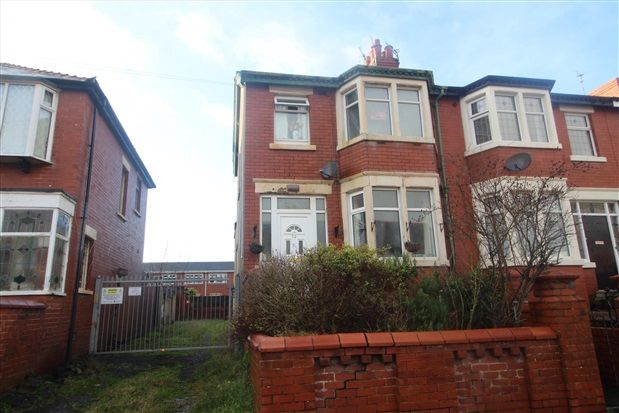 Front of Ascot Road, Blackpool FY3