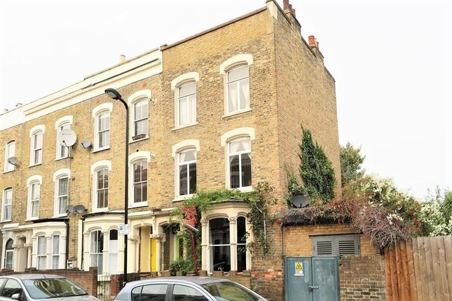 Thumbnail End terrace house for sale in Dunlace Road, London