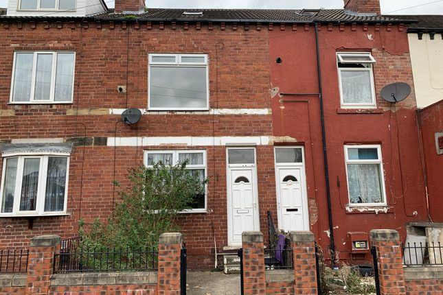 Front Elevation  of Spring Terrace, South Elmsall WF9