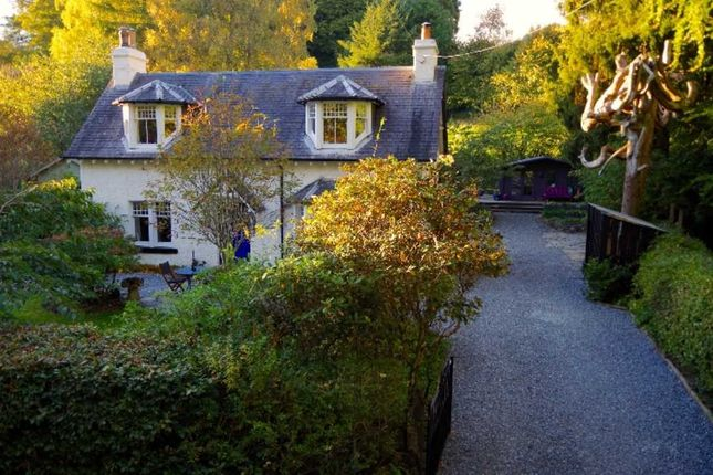 Thumbnail Property for sale in Strathtay, Pitlochry