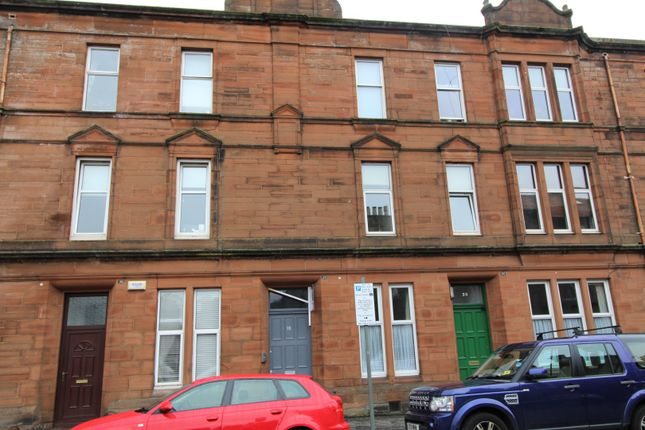 Thumbnail Flat for sale in Fort Street, Ayr