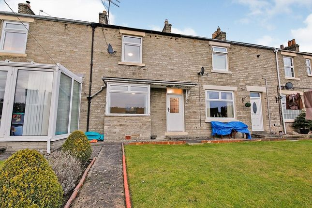 Thumbnail Terraced house to rent in Bondisle Terrace, Stanhope, Bishop Auckland